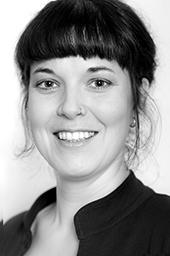 Ricarda Klein - Assistentin der Institutsleitung